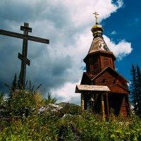 Часовенка :: Pavel Rakhimberdiev