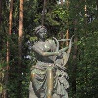 богини и музы в Павловске :: Евгения Чередниченко