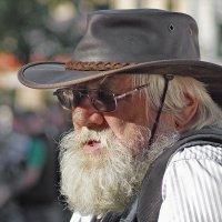 рокер на пенсии.... :: Владимир Матва