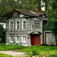 г.Кашин. Старый дом :: Александр Яковлев