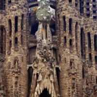 Собор Святого семейства Барселона Испания :: Юрий Воронов