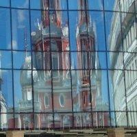 И его отражение... :: Galina194701