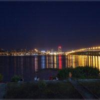 Огни Днепропетровска :: Denis Aksenov