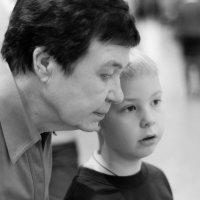 Прабабушка и правнук :: Ирина