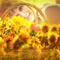 Солнечная :: Anastasiya Ageeva