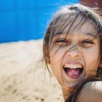 Лето, солнце и песок :: Наталья Вильман