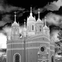 Чесменская церковь :: Черных Ксения