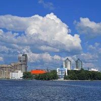 Небо над городом :: Александр Смирнов