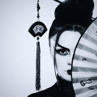 сладкий сон самурая... :: Ольга сташевски