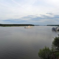Волга в районе г. Мышкин :: Алексей Казаков