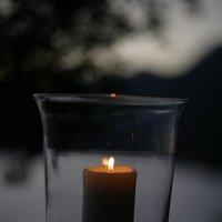 Свеча горела на столе, свеча горела... :: Любовь Зима