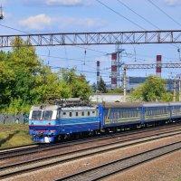 Электровоз ЧС2К-830 :: Денис Змеев