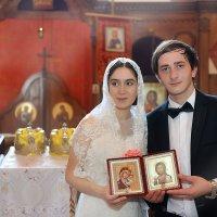 Агудзера, венчание :: Олеся Горельникова