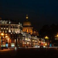 Ночной Питербург :: Sergey