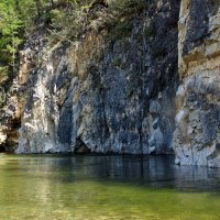 Река Черный Иркут :: Наталья Тимофеева