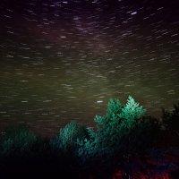 Звездная ночь-3 :: Эдуард Сычев