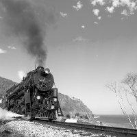 Отправление ретро поезда... :: Алексей Белик