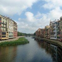 Старый и новый город Жирона. :: Чария Зоя