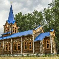 Церковь Святой Марии :: Дмитрий Потапкин