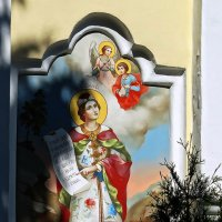 Православный примитивизм :: Владимир Бровко