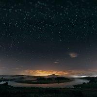 Звёздная ночь :: Михаил Лежнёв