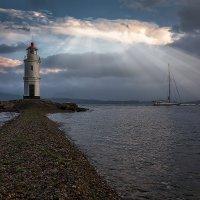 Токаревский маяк :: Mikhail