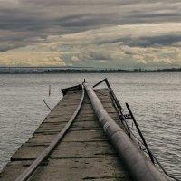 История одного мостика :: Юрий Клишин