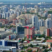 Небоскребы, небоскребы :: vladimir Bormotov