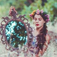 Свет мой зеркальце скажи... :: Виктория Ковальчук