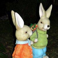 Прогулка в вечернем саду... :: Тамара (st.tamara)