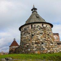 монастырская башня :: Елена Аксамит
