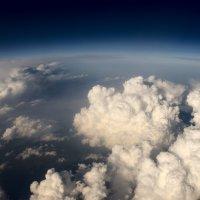 Над облаками. :: Ира Балкина