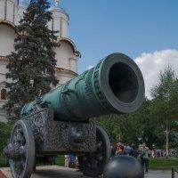 Царь- пушка :: Светлана .