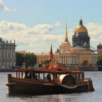 Морской фестиваль в солнечном Петербурге :: Вера Моисеева