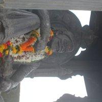 Памятник Чатропати Шивыджи Райгад Форт. Индия. :: maikl falkon