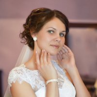 утро невесты :: Ольга Гребенникова