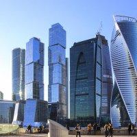 Москва Сити :: Александр Заварухин