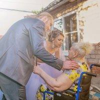 Благословение от старших поколений. :: Таня Харитонова