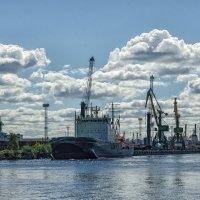 Морской канал, Санкт-Петербург :: Владимир Горубин