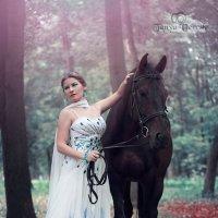 Девушка и конь :: Таня Вереск