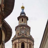 Колокольня Петропавловского собора :: Peripatetik