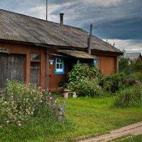 Родительский дом, начало начал... :: Владимир Хиль