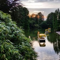 Luisenpark :: Крестинка Zakharova
