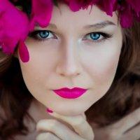 Цветочный рай :: Виктория Махтакова
