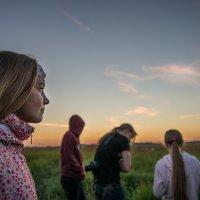 Встретить рассвет, будто без нас солнце не встанет :: Ирина Данилова