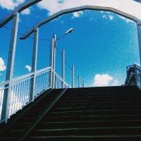 пешеходный мост :: Azam Ibrahim