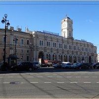 Московский вокзал :: Вера