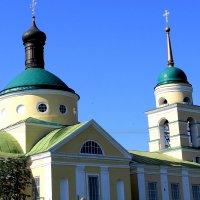 Никитская церковь с.Солнцево. :: Борис Митрохин