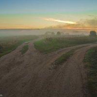 Две дороги,два пути. :: Виктор Евстратов
