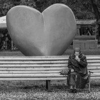Сердце под дождем :: Татьяна Копосова